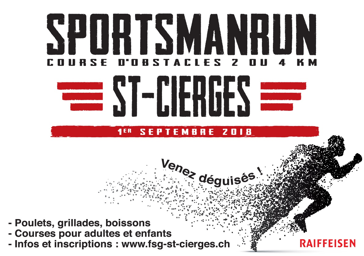 Flyers SportsmanRun 2018